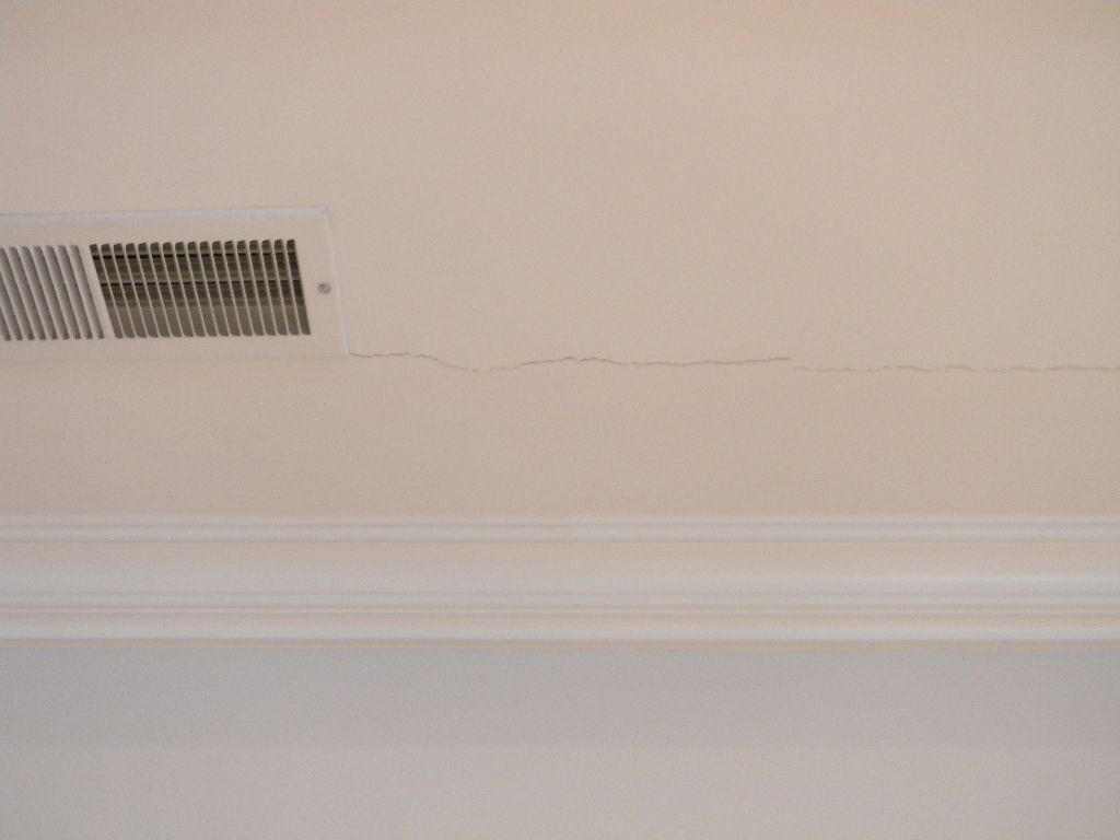 How To Repair Loose Drywall Tape On Ceiling